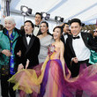 Michelle Yeoh and Ken Jeong Photos
