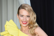 Petra Nemcova attends the 26th annual Elton John AIDS Foundation Academy Awards Viewing Party with cocktails by Clase Azul Tequila at The City of West Hollywood Park on March 4, 2018 in West Hollywood, California.