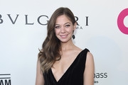 Analeigh Tipton attends the 26th annual Elton John AIDS Foundation Academy Awards Viewing Party sponsored by Bulgari, celebrating EJAF and the 90th Academy Awards at The City of West Hollywood Park on March 4, 2018 in West Hollywood, California.