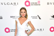 Bar Paly attends the 26th annual Elton John AIDS Foundation's Academy Awards Viewing Party at The City of West Hollywood Park on March 4, 2018 in West Hollywood, California.