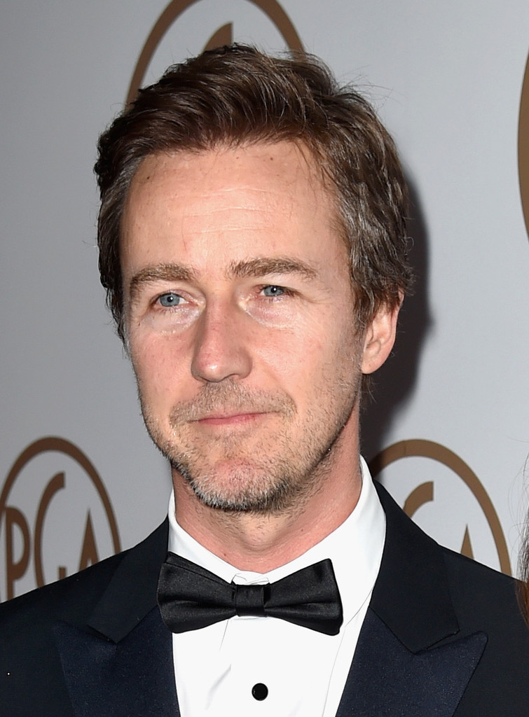 Edward Norton Photos P...