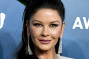 Catherine Zeta-Jones attends the 26th Annual Screen Actors Guild Awards at The Shrine Auditorium on January 19, 2020 in Los Angeles, California.