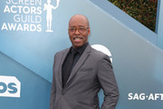 Courtney B. Vance attends 26th Annual Screen Actors Guild Awards at The Shrine Auditorium on January 19, 2020 in Los Angeles, California.