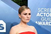 Anna Paquin attends the 26th Annual Screen Actors Guild Awards at The Shrine Auditorium on January 19, 2020 in Los Angeles, California.