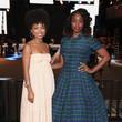 Logan Browning and Kirby Howell-Baptiste