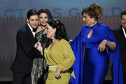 Alex Borstein Michael Zegen Photos Photo