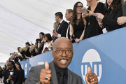 Courtney B. Vance attends the 26th Annual Screen ActorsGuild Awards at The Shrine Auditorium on January 19, 2020 in Los Angeles, California.