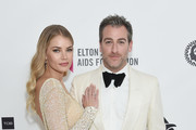 (L-R) Tori Praver and Mark Birnbaum attend the 27th annual Elton John AIDS Foundation Academy Awards Viewing Party sponsored by IMDb and Neuro Drinks celebrating EJAF and the 91st Academy Awards on February 24, 2019 in West Hollywood, California.