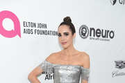 Louise Roe attends the 27th annual Elton John AIDS Foundation Academy Awards Viewing Party sponsored by IMDb and Neuro Drinks celebrating EJAF and the 91st Academy Awards on February 24, 2019 in West Hollywood, California.