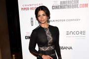 Model Camila Alves McConaughey attends the 28th American Cinematheque Award honoring Matthew McConaughey at The Beverly Hilton Hotel on October 21, 2014 in Beverly Hills, California.