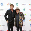 Richard Wilkins and Molly Meldrum Photos