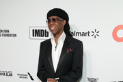 Nile Rodgers attends the 28th Annual Elton John AIDS Foundation Academy Awards Viewing Party sponsored by IMDb, Neuro Drinks and Walmart on February 09, 2020 in West Hollywood, California.