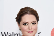 Lauren Ash attends the 28th Annual Elton John AIDS Foundation Academy Awards Viewing Party sponsored by IMDb, Neuro Drinks and Walmart on February 09, 2020 in West Hollywood, California.