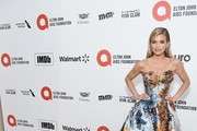 AnnaLynne McCord attends the 28th Annual Elton John AIDS Foundation Academy Awards Viewing Party sponsored by IMDb, Neuro Drinks and Walmart on February 09, 2020 in West Hollywood, California.