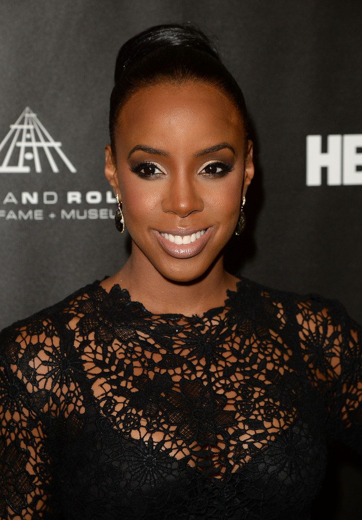 Kelly Rowland Photos Photos - Arrivals at the Rock and Roll ...