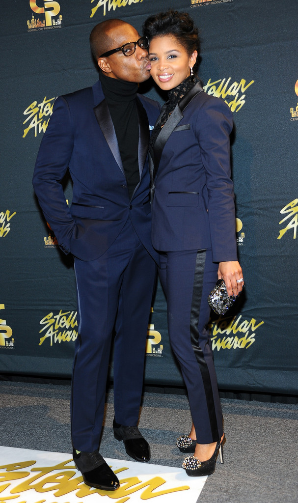 Kirk Franklin And Tammy Collins Photos Photos 28th