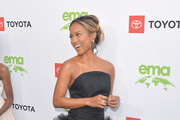 Karrueche Tran attends The 29th Annual Environmental Media Awards at Montage Beverly Hills on May 30, 2019 in Beverly Hills, California.
