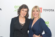 Mayim Bialik and CEO of the Environmental Media Association Debbie Levin attend The 29th Annual Environmental Media Awards at Montage Beverly Hills on May 30, 2019 in Beverly Hills, California.