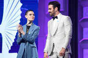 Nyle DiMarco and Asia Kate Dillon Photos Photo