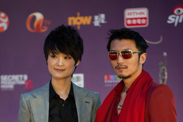 Nicholas Tse The 29th Hong Kong Film Awards Presentation Ceremony