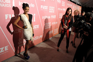 Kat Graham 2nd Annual Golden Globes Party Saluting Young Hollywood - Arrivals