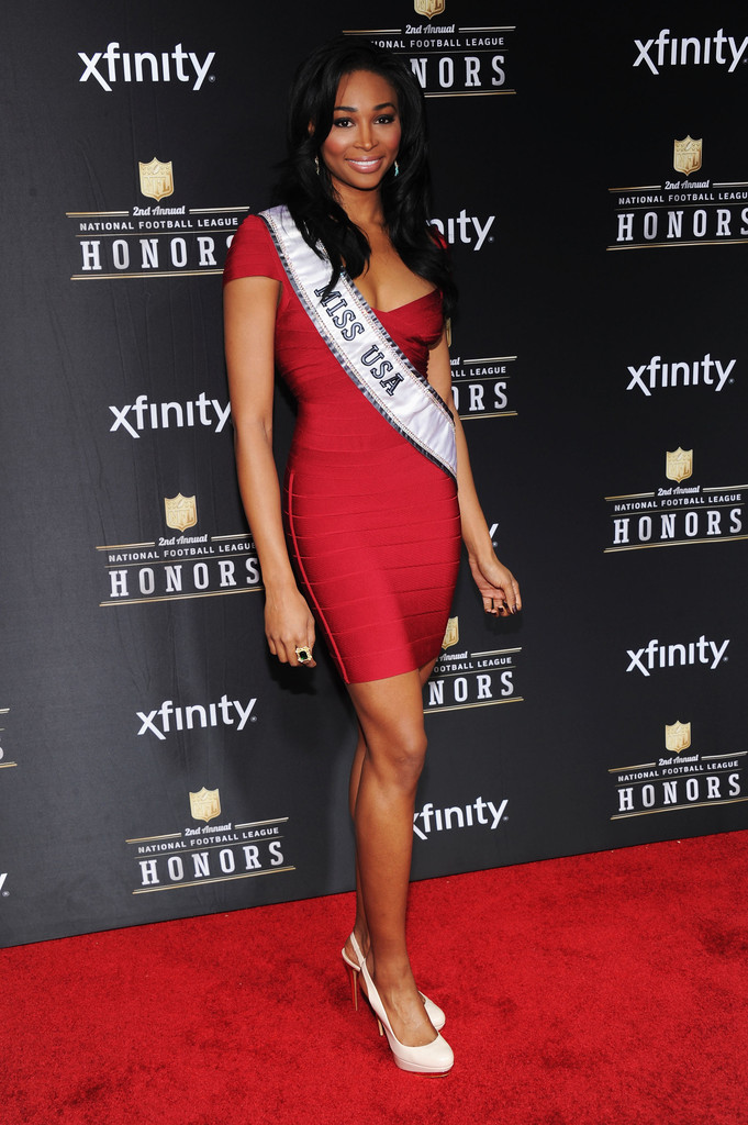 Nana Meriwether Photos Photos   2nd Annual NFL Honors   Zimbio
