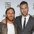 Calvin Harris and David Guetta Photos