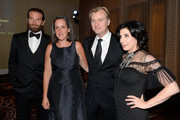 (L-R) Actor Bradley Cooper, producer Emma Thomas, director Christopher Nolan, and honoree Sue Kroll attend the 30th Annual American Cinematheque Awards Gala at The Beverly Hilton Hotel on October 14, 2016 in Beverly Hills, California.