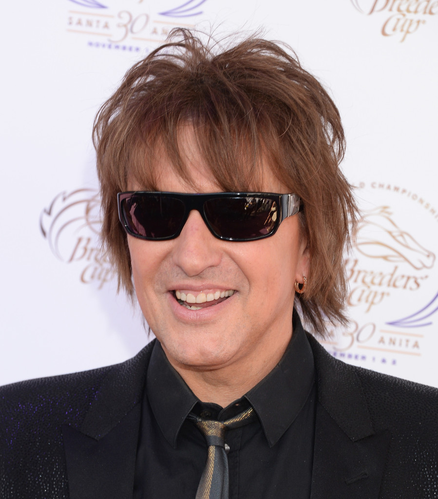 Richie Sambora In 30th Annual Breeders Cup Quot Songs In The