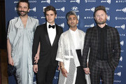(L-R) Jonathan Van Ness, Antoni Porowski, Tan France, and Bobby Berk attend the 30th Annual GLAAD Media Awards at The Beverly Hilton Hotel on March 28, 2019 in Beverly Hills, California.
