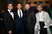 (L-R) Antoni Porowski, Alex Landi, Bobby Berk, and Tan France attend the 30th Annual GLAAD Media Awards Los Angeles at The Beverly Hilton Hotel on March 28, 2019 in Beverly Hills, California.
