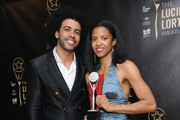 Renee Elise Goldsberry and Daveed Diggs Photos Photo