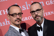 Viktor Horsting (L) and Rolf Snoeren attend the 31st Annual FGI Night of Stars event at Cipriani Wall Street on October 23, 2014 in New York City.
