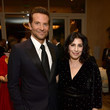 Sue Kroll and Bradley Cooper