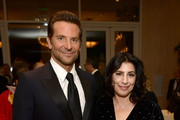 Bradley Cooper (L) and Sue Kroll attend the 32nd American Cinematheque Award Presentation honoring Bradley Cooper at The Beverly Hilton Hotel on November 29, 2018 in Beverly Hills, California.