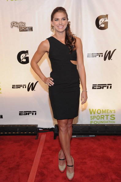 32nd Annual Salute To Women In Sports - Arrivals