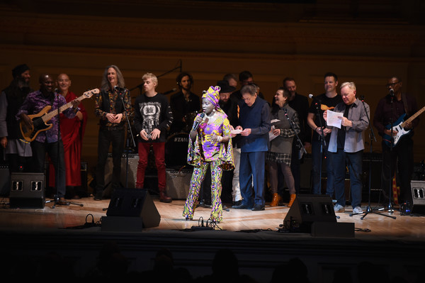 32nd Annual Tibet House US Benefit Concert & Gala - Performances