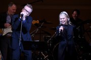 Matt Berninger and Phoebe Bridgers perform on stage during the 33nd Annual Tibet House US Benefit Concert & Gala on February 26, 2020 in New York City.
