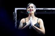 Halsey performs during the 33rd Annual ARIA Awards 2019 at The Star on November 27, 2019 in Sydney, Australia.