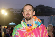Steve Howey poses for photo before the start during the 33rd Annual Nautica Malibu Triathlon Presented By Bank Of America on September 15, 2019 in Malibu, California.