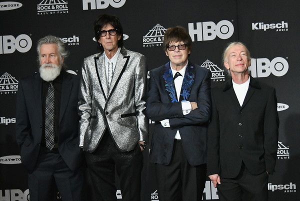 33rd Annual Rock & Roll Hall Of Fame Induction Ceremony - Press Room
