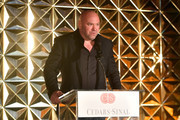 Dana White speaks onstage during the 34th Annual Cedars-Sinai Sports Spectacular at The Compound on July 15, 2019 in Inglewood, California.
