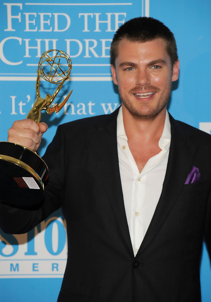 Press Room At The Z100 S Jingle Ball: Jeff Branson In 36th Annual Daytime Emmy Awards