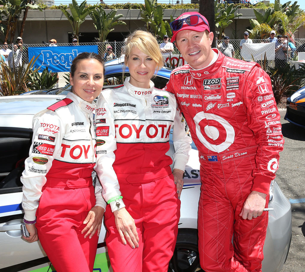 2015 Toyota Pro Celebrity Race Toyota Grand Prix Of Long ...