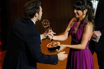 Kimberly McCullough 38th Annual Daytime Entertainment Emmy Awards - Show
