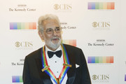 Year 2000 honoree Placido Domingo arrives at the 39th Annual Kennedy Center Honors at The Kennedy Center on December 4, 2016 in Washington, DC.