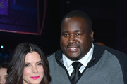 Sandra Bullock and Quinton Aaron Photos Photo
