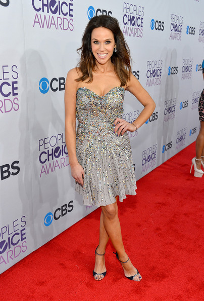 TV host Mary Kitchen attends the 39th Annual People's Choice Awards at Nokia Theatre L.A. Live on January 9, 2013 in Los Angeles, California.