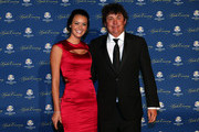 Jason Dufner and Amanda Dufner Photos Photo