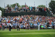 Gary Player and Lee Trevino Photos Photo